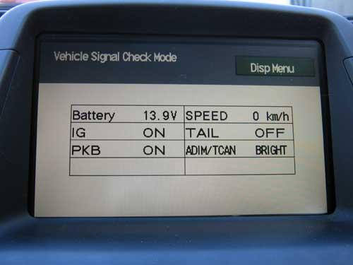 Prius 2nd Gen - Repairing the Multi-function Display