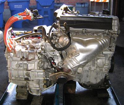 Prius Engine Ice And Hv Transaxle