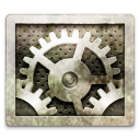 gear splash icon