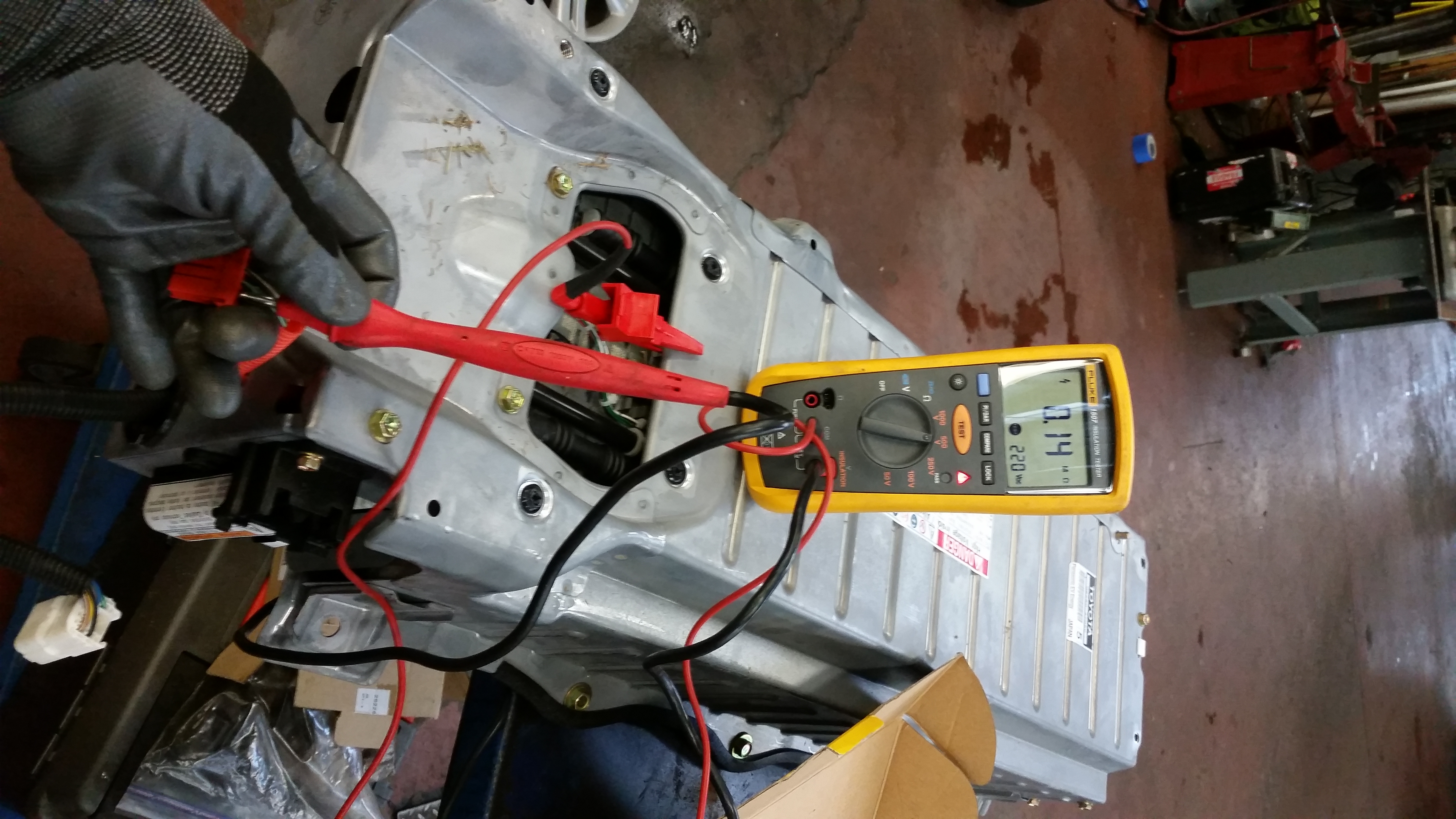 2007 Camry Hybrid Battery >> 2001/2002/2003 Prius P3009 High Voltage Leak Detected