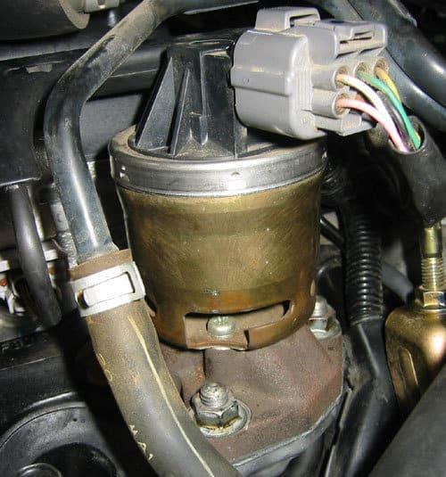 Honda insight electronic EGR valve