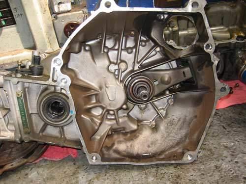 Honda manual transmission bell housing