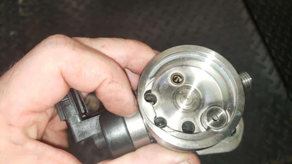 honda direct injection fuel pump 2