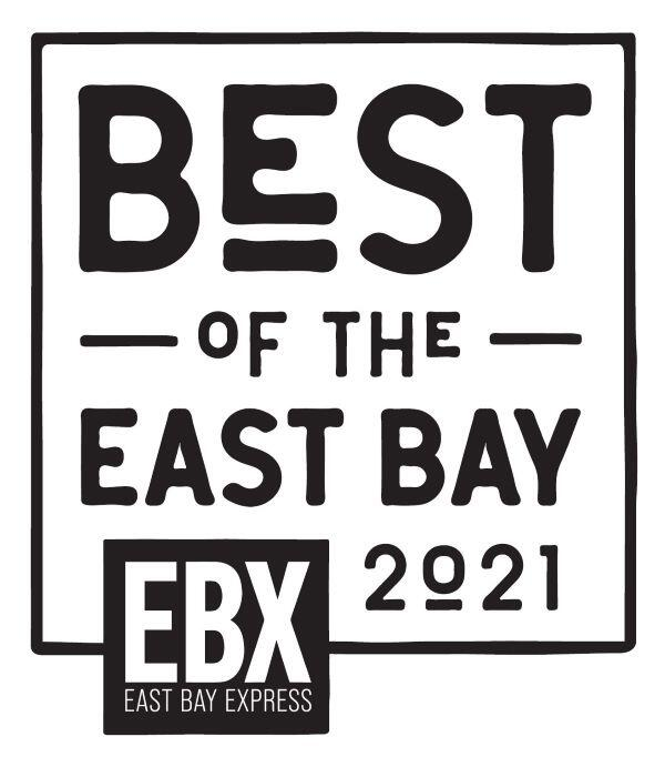 East Bay Express Best of the East Bay 2021 Logo